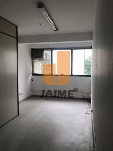 Conjunto Comercial Com 3 Salas 1 Vaga Sendo Que As 3 Salas Tem Divisórias E 3 Ar- Condicionados - Bi3860