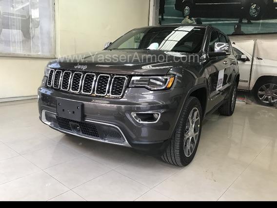 Blindada Jeep Grand Cherokee Advance Blindaje 5 Yasser Armor