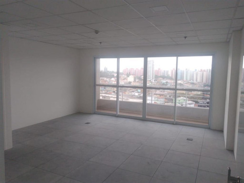 Imagem 1 de 6 de Sala Para Alugar, 39 M² - Jardim Do Mar - São Bernardo Do Campo/sp - Sa4193