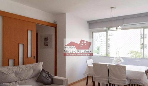 Apartamento Com 2 Dormitórios À Venda, 86 M² Por R$ 530.000,00 - Vila Da Saúde - São Paulo/sp - Ap13450