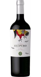 Vino Red Puro Malbec Reserva 750ml