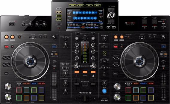 Pioneer Xdj Rx2 Rekordbox Controladora Para Dj Profissional