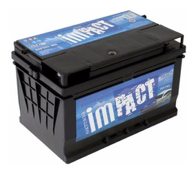 Bateria Automotiva Impact Náutica Navy Rnp 90 90ah
