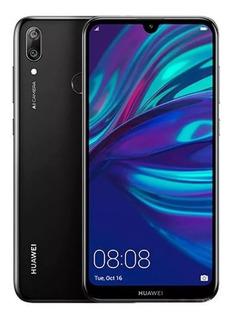 Huawei Y7 2019 32 Gb 3 Gb Ram Somos Tienda Física