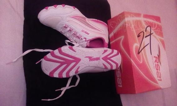 Vendo Zapatos Deportivos De Dama Rs21 Talla 37 Usado