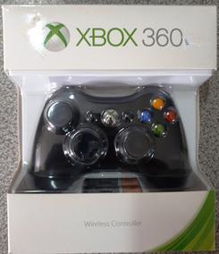 Joypad Xbox 360 Original Microsoft Sem Fio