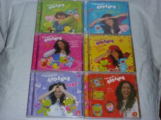 Lote Cantando Con Adriana - Nuevos 6 Cd