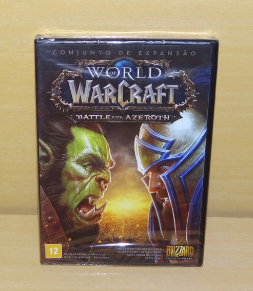 World Of Warcraft - Battle For Azeroth - Lacrado - Pc