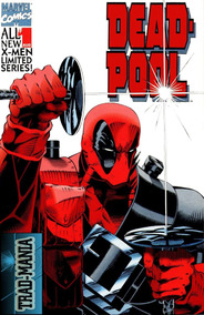 Deadpool 387 Revistas Pack Séries Volumes Completos Digital