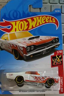 Hot Wheels Dodge Coronet Superbee 1969