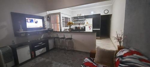Casa Com 2 Dormitórios À Venda, 112 M² Por R$ 320.000,00 - Residencial Altos Do Bosque - São José Dos Campos/sp - Ca1357