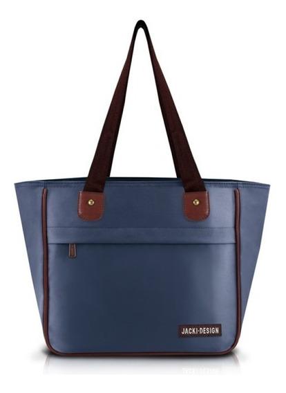 Bolsa Feminina Casual Essencial Iii Jacki Design Ahl17393