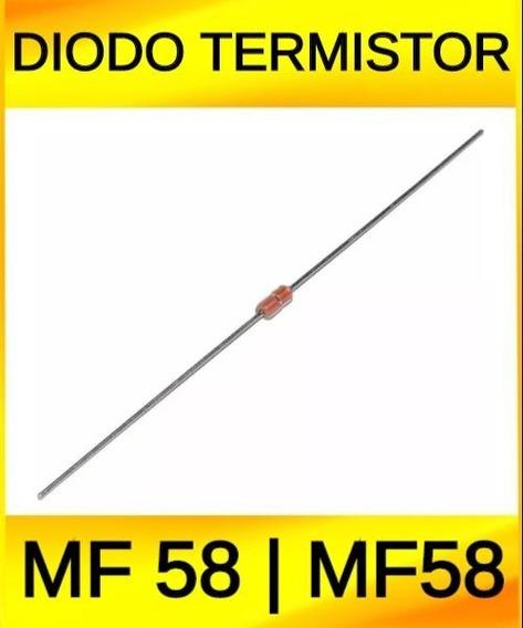 Diodo Termistor Mf 58 | Mf58 - Sensor Ntc 50k 5%