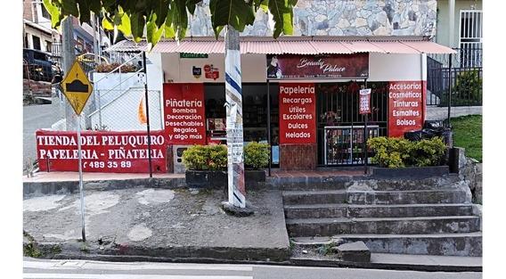 Venta De Negocio Tienda Del Peluquero, Papeleria Y Piñateria