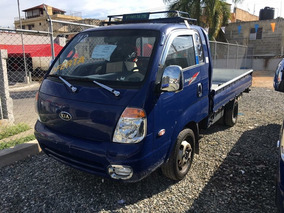 Kia Bongo Camion Comercial Financiamiento Disponible
