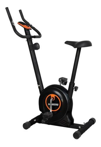 Bicicleta Fija Magnetica Vertical Randers Arg-135 8 Niveles