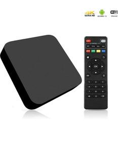 Tv Box Mxq Desbloquedo Cm 800 Canais