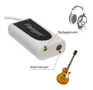 Kokko Fc-21 Interfaz Mobil Para Instrumentos Guitarra Bajo