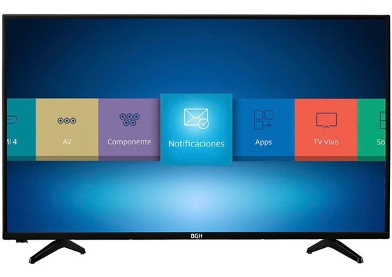 Smart Tv Led 50 4k B5018uh6 Bgh