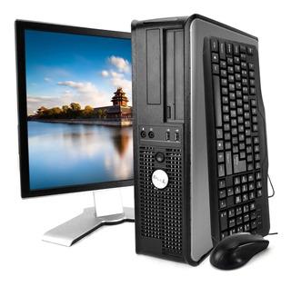 Cpu Dell/hp+lcd 17 Windows Seven Super Oferta !!
