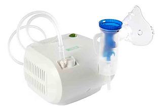 Nebulizador A Compresor Melipal 1002c Adulto Y Pediátrico