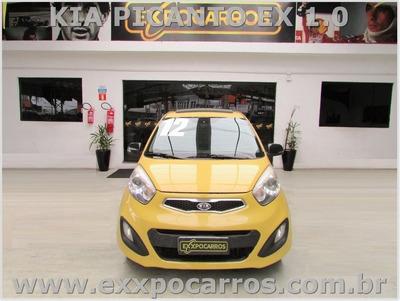 Kia Picanto Ex 1.0 Flex - Automatico - Ano 2012