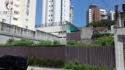 Terreno Com 1.400 Metros Para Construir Prédio Com 22 Andares - Mo20737