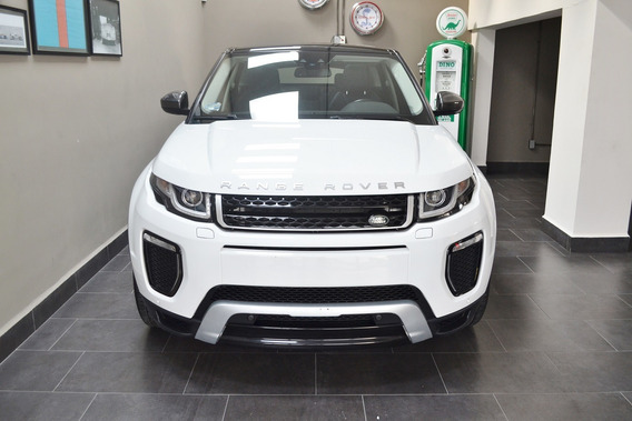 Land Rover Range Rover Evoque Se Dynamic 2018