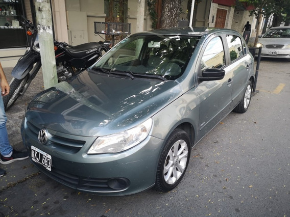 Volkswagen Gol Trend I-motion Pack Automatico 2011