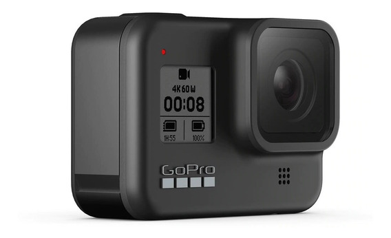 Camera Gopro Hero 8 Black 12 Mp 4 K Com Nota Fiscal