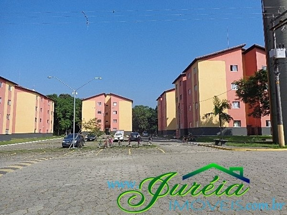 Apartamento No Condomínio Santa Isabel.peruíbe/sp Ref.j226
