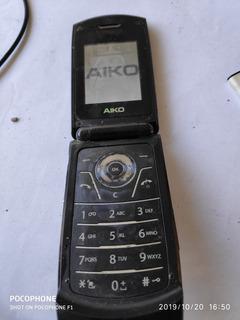 Celular Aiko 97g Placa Ok