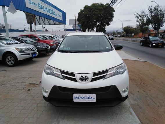 Toyota Adventage Rav4 Lujo 2014