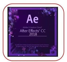 Affter Effects Cc 2019.win 64 Bits/mac. Envio Imediato Mesmo