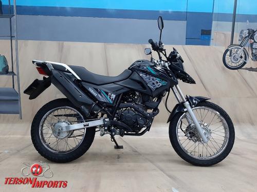 Yamaha Crosser 150 S 2018 Preta
