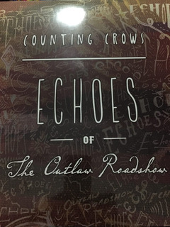 Acetato De Counting Crows Echoes Of The Outlaw Roadshow