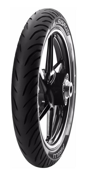 Pneu Traseiro 100/90-18 Pirelli Super City 56p Fazer 150