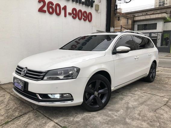 Volkswagen Passat Variant 2.0 Fsi Dsg Gasolina 4p