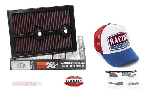 Filtro Ar K&n Inbox Vw Golf 1.4 Tsi Mk7 33-3004 Brinde