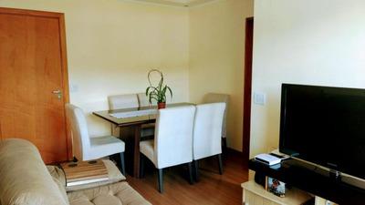 Apartamento Em Jardim Vista Alegre, Embu Das Artes/sp De 30m² 2 Quartos À Venda Por R$ 230.000,00 - Ap99166