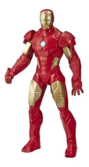 Boneco Marvel Homem De Ferro - Hasbro