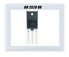 Transistor Bu 2520 Dx Original - Philips Bu2520dx 2520dx