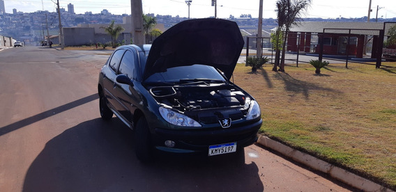 Peugeot 206 1.6 2001 - Completo