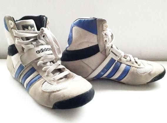 Zapatillas Botitas adidas Talle 39 - Us 7 1/2 - Usadas
