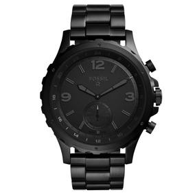 Relógio Fossil Smartwatch Q Nate - Ftw1115/1pi