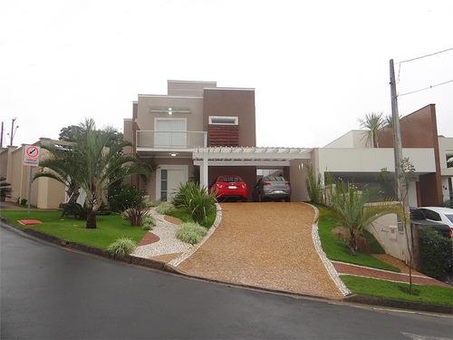 Imagem 1 de 21 de Casa Residencial À Venda, Condomínio Villaggio Fiorentino, Valinhos. - Ca1454