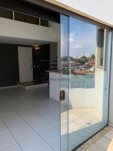 Apartamento Duplex Com 1 Dormitório À Venda, 101 M² Por R$ 477.000,00 - Casa Verde Média - São Paulo/sp - Ad0004