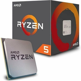 Proc. Amd Ryzen 5 2600 ( Yd2600bbafbox ) 3.4ghz-19.0mb | Am4