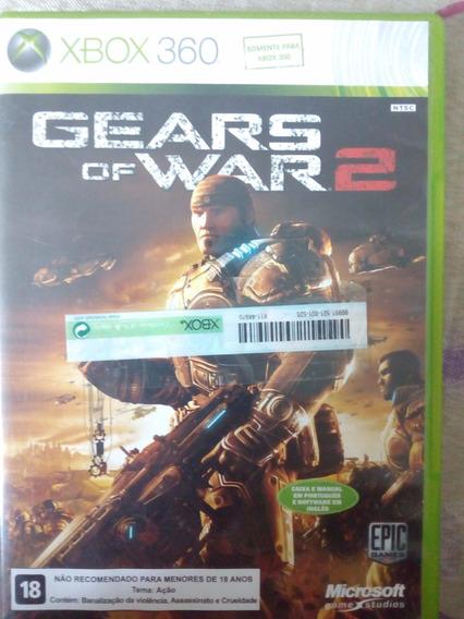 Jogo De Ação Gears Of War 2 Original, Unica Unidade.