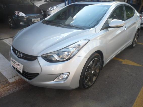 Hyundai / Elantra 1.8 Gls Automático + Teto Solar